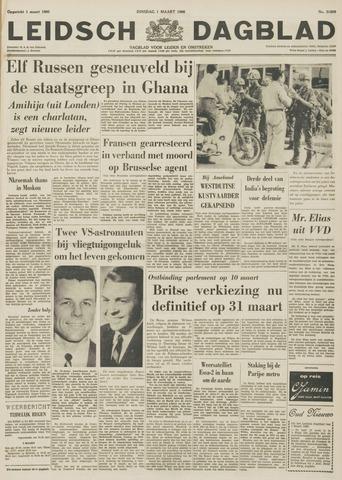 Leidsch Dagblad 1966-03-01