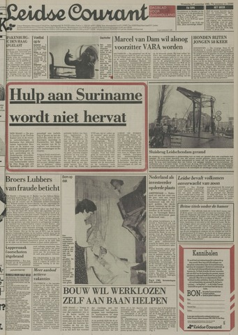 Leidse Courant 1985-11-27
