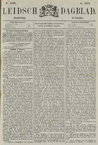 Leidsch Dagblad 1873-10-02