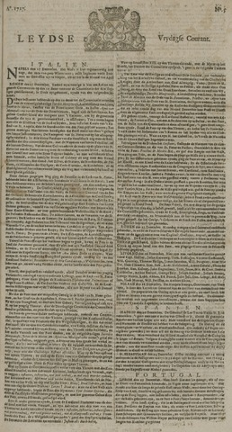 Leydse Courant 1727-01-10