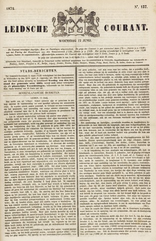 Leydse Courant 1872-06-12