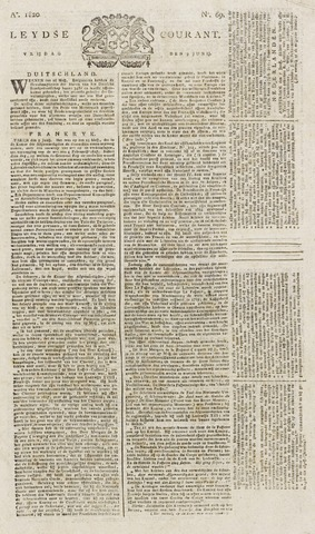 Leydse Courant 1820-06-09