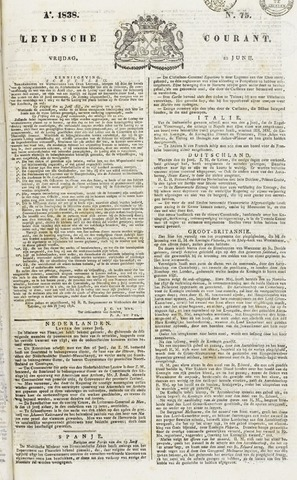 Leydse Courant 1838-06-22