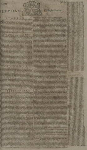 Leydse Courant 1743-07-19