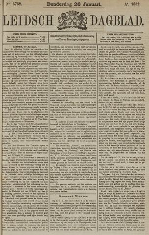 Leidsch Dagblad 1882-01-26