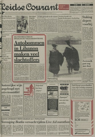 Leidse Courant 1985-07-10