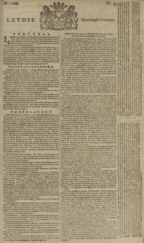 Leydse Courant 1766-03-31