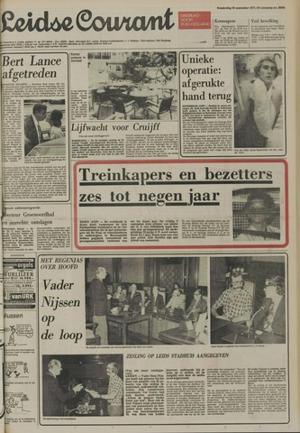 Leidse Courant 1977-09-22