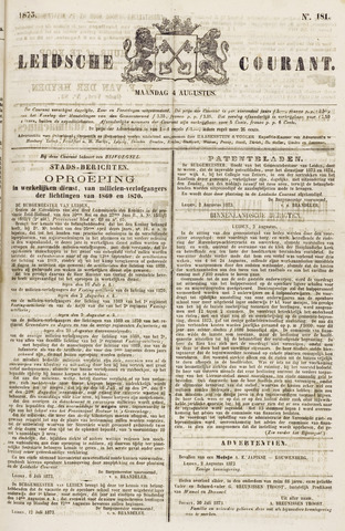 Leydse Courant 1873-08-04