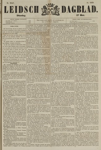 Leidsch Dagblad 1870-05-17