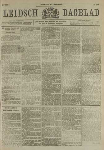 Leidsch Dagblad 1911-01-17