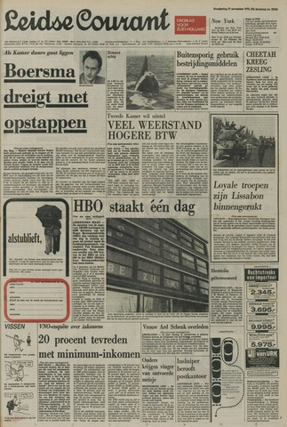 Leidse Courant 1975-11-27