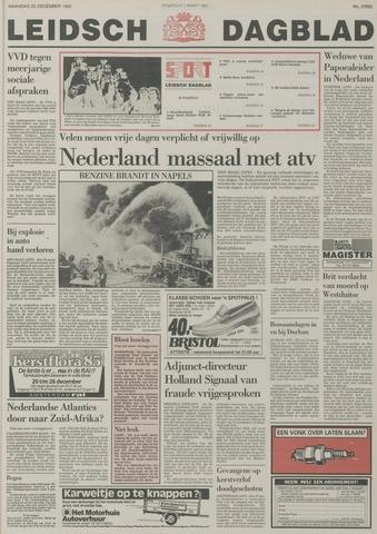 Leidsch Dagblad 1985-12-23