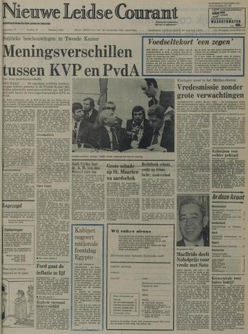 Nieuwe Leidsche Courant 1974-10-09