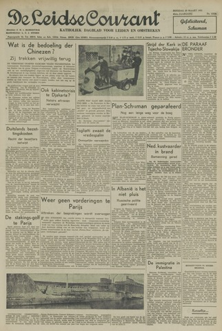 Leidse Courant 1951-03-20