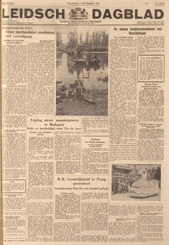 Leidsch Dagblad 1949-09-12