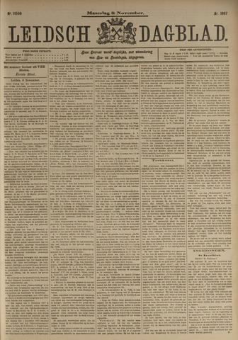 Leidsch Dagblad 1897-11-08