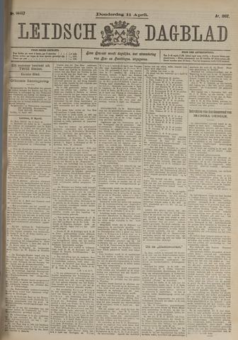 Leidsch Dagblad 1907-04-11