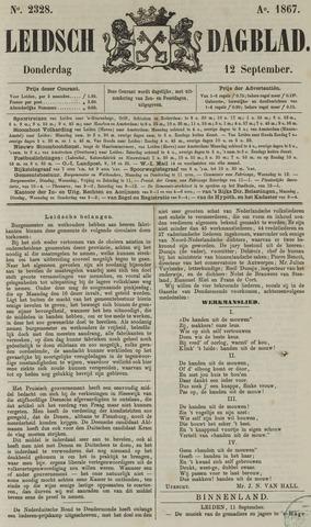 Leidsch Dagblad 1867-09-12