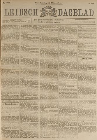 Leidsch Dagblad 1901-12-12