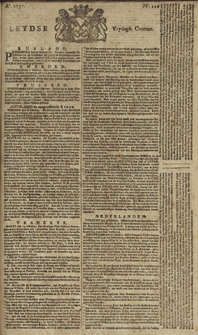 Leydse Courant 1757-10-21