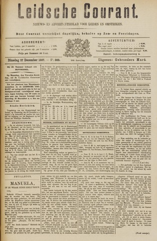 Leydse Courant 1887-12-26