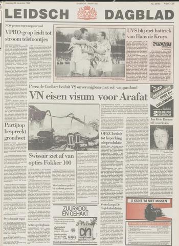 Leidsch Dagblad 1988-11-28