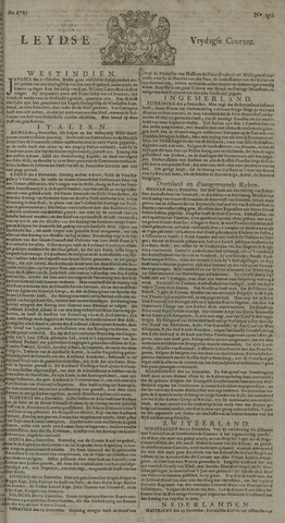 Leydse Courant 1725-12-28
