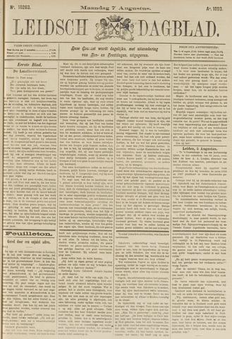 Leidsch Dagblad 1893-08-07