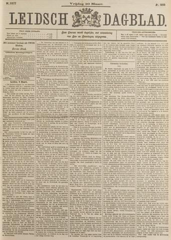 Leidsch Dagblad 1899-03-10