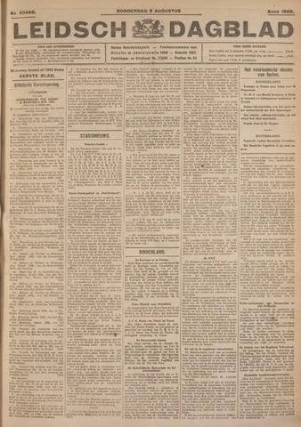 Leidsch Dagblad 1926-08-05