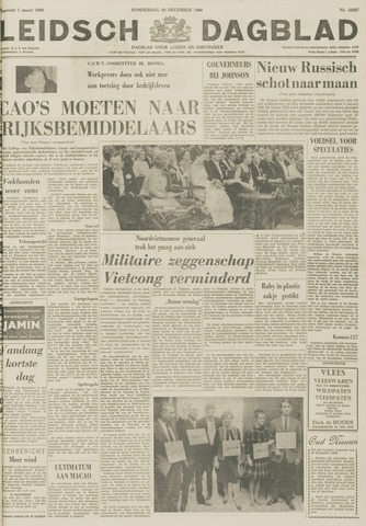 Leidsch Dagblad 1966-12-22