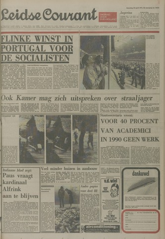Leidse Courant 1975-04-26