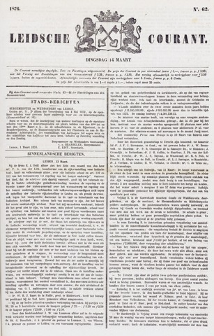 Leydse Courant 1876-03-14