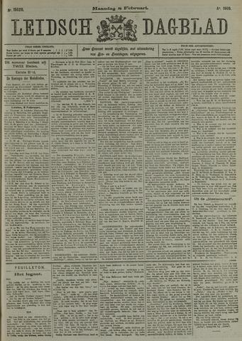 Leidsch Dagblad 1909-02-08