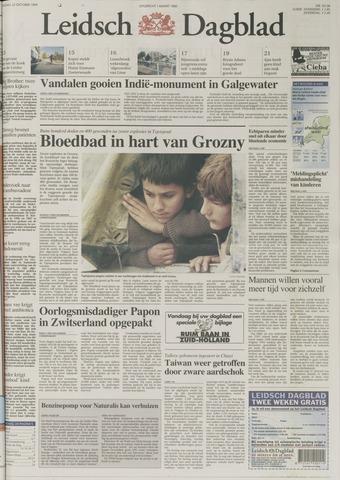 Leidsch Dagblad 1999-10-22