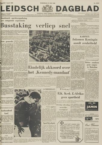 Leidsch Dagblad 1966-07-27
