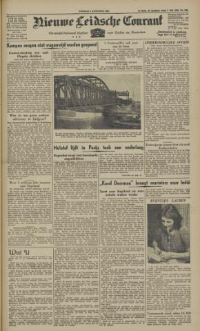 Nieuwe Leidsche Courant 1946-08-09