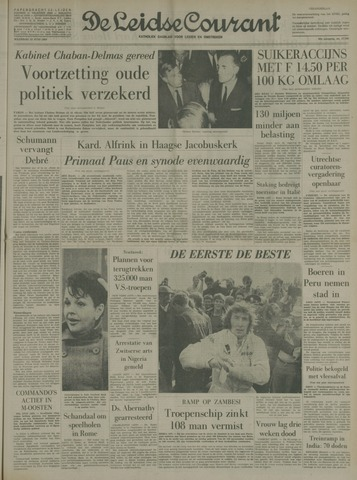 Leidse Courant 1969-06-23