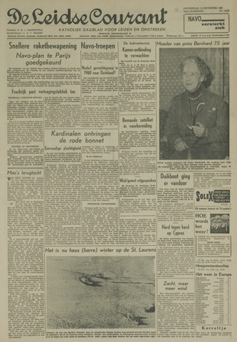 Leidse Courant 1958-12-18