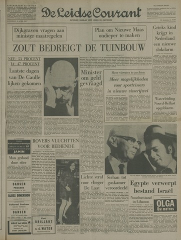 Leidse Courant 1969-04-24