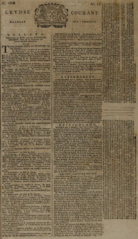 Leydse Courant 1808-02-01