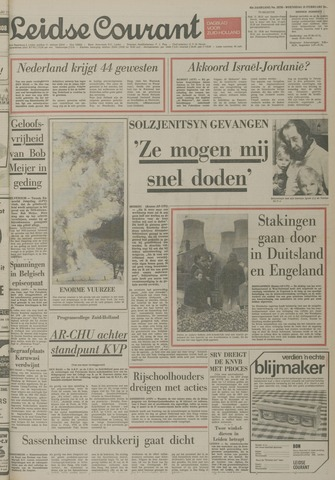 Leidse Courant 1974-02-13