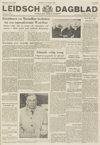 Leidsch Dagblad 1959-03-23