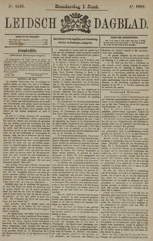 Leidsch Dagblad 1882-06-01