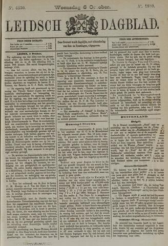 Leidsch Dagblad 1880-10-06