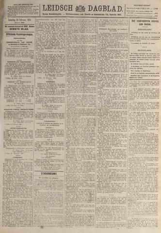 Leidsch Dagblad 1921-02-26