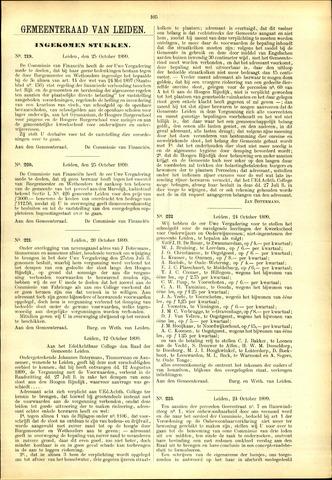 Handelingen van de Raad 1899-10-25