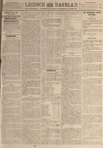 Leidsch Dagblad 1921-04-28