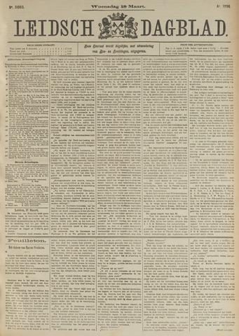 Leidsch Dagblad 1896-03-18